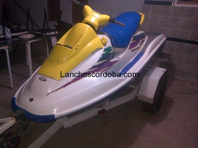 Sea Doo Gsx 110 hp