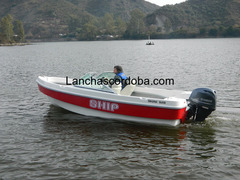 TRACKER SHIP 520 OPEN CON MOTOR YAMAHA 50HP 4T.